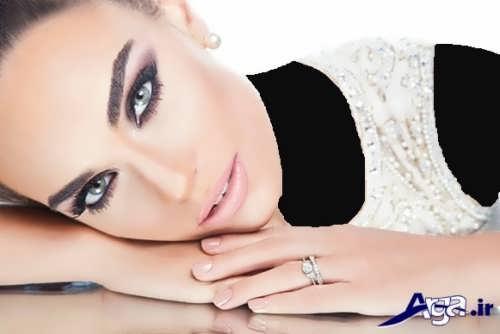 ابرو عروس زیبا
