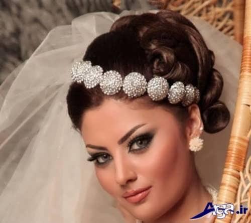 مدل ابرو عروس با جدیدترین متد های آرایشی روز