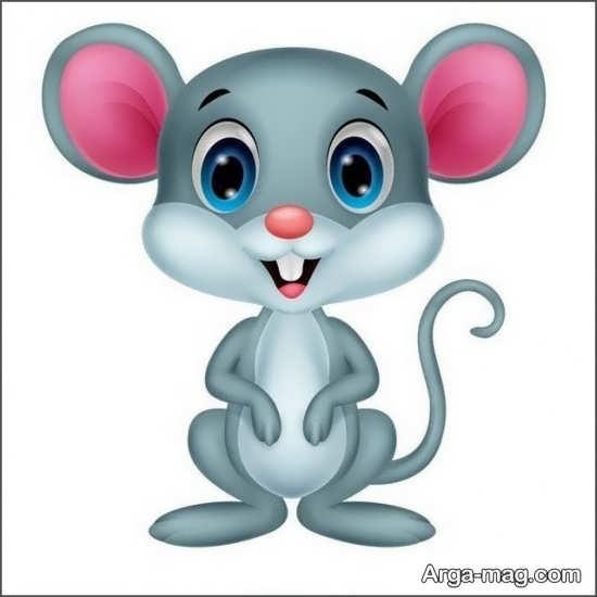 رنگ آمیزی موش