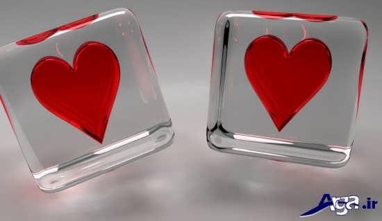 عکس قلب زیبا و جدید