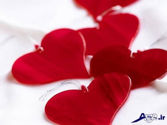 عکس قلب رمانتیک و زیبا
