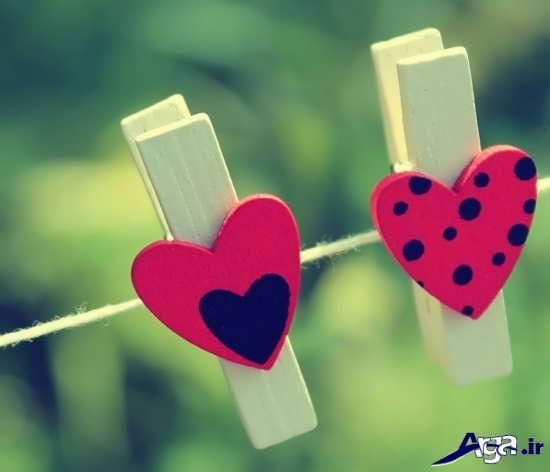 عکس قلب برای پروفایل