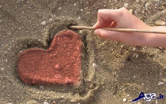 عکس های زیبای قلب