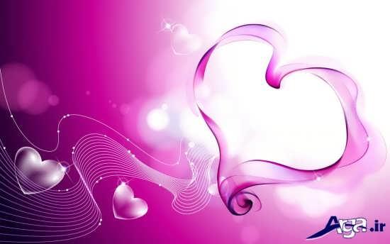 عکس زیبای قلب