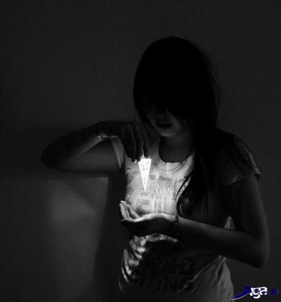 عکس معنی دار برای پروفایل دخترانه
