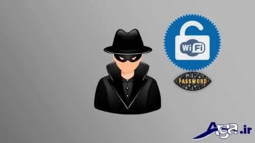 راه های جلوگیری از هک شدن وای فای