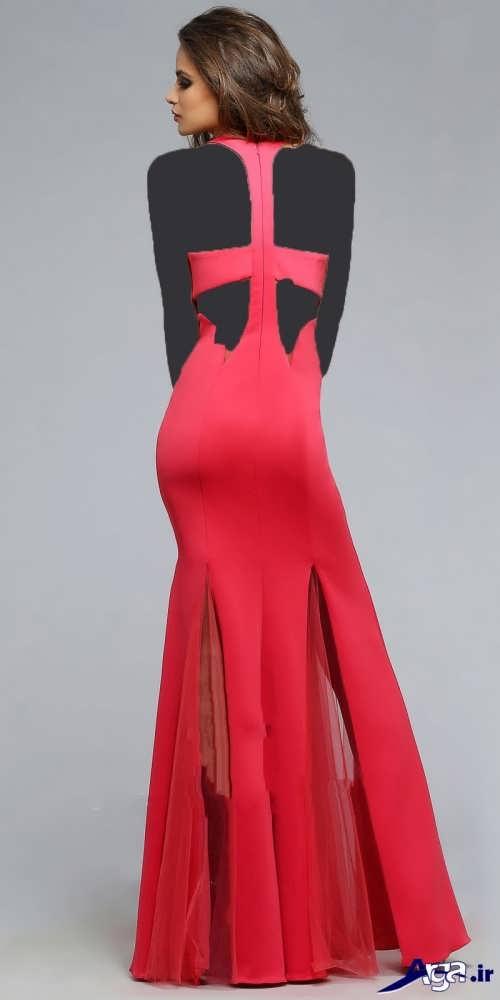 لباس مجلسی ریون بلند