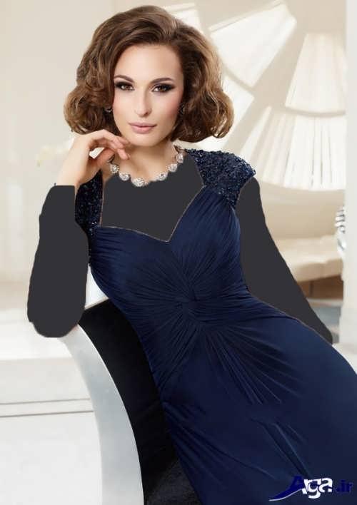 لباس مجلسی زیبا ریون