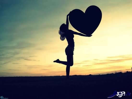 عکس عاشقانه دخترانه