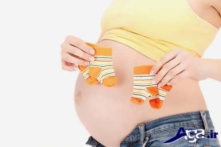 علائم و نشانه های بارداری دوقلو