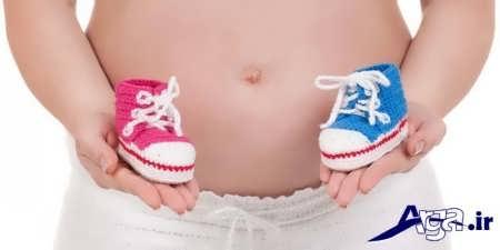 علائم رایج بارداری دوقلو