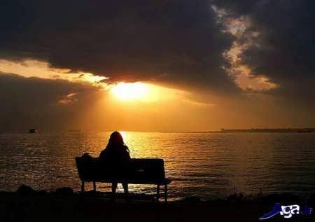شعر غمگین تنهایی
