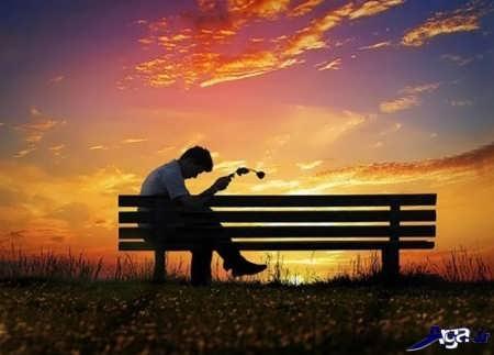 اشعار غمگین عاشقانه