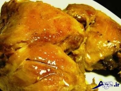 طرز تهیه مرغ زعفرانی خوشمزه