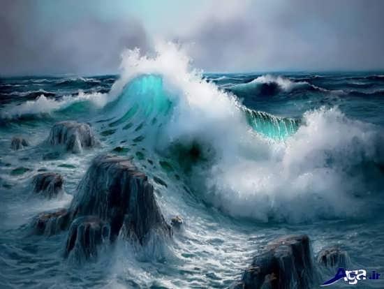 عکس های زیبای سه بعدی از طبیعت