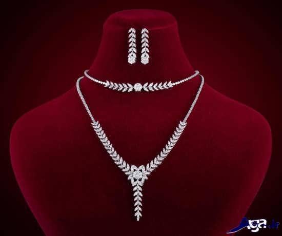 مدل سرویس جواهرات عروس 95