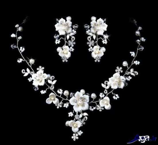 سرویس های جواهرات عروس جدید و زیبا