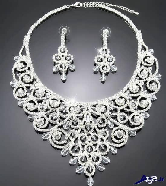 سرویس جواهرات جدید و زیبا