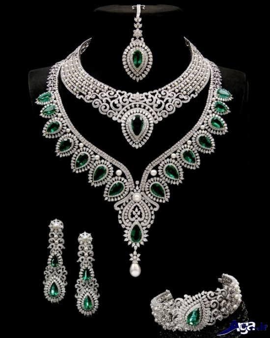 مدل سرویس جواهرات