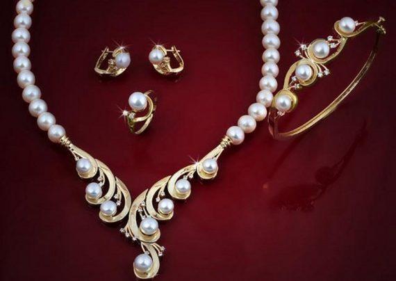 سرویس جواهرات عروس