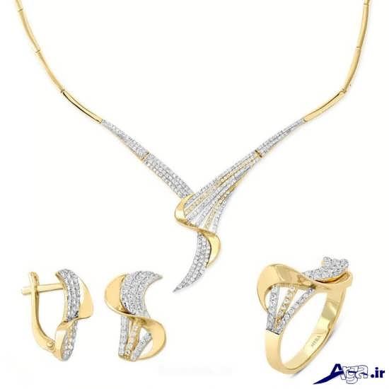 سرویس جواهرات زیبا