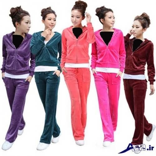 مدل لباس اسپرت کره ای