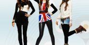 مدل لباس اسپرت دخترانه با طرح های زیبا و جدید