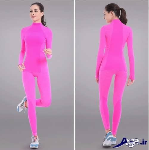 مدل لباس اسپرت ساده