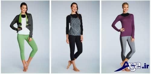 انواع مدل های زیبا و جدید لباس اسپرت