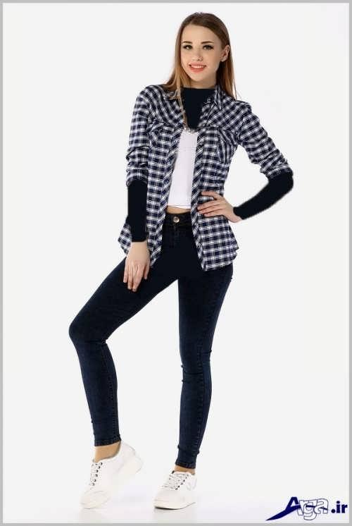 مدل لباس اسپرت دخترانه با طرح های زیبا و متفاوت