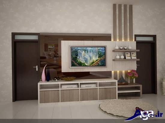 جدیدترین طرح های میز تلویزیون