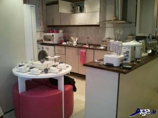 تزیین آشپزخانه نوعروس