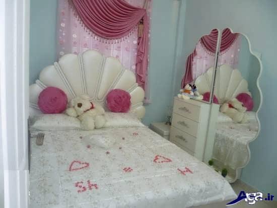 عکس اتاق خواب عروس جدید