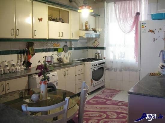 عکس آشپزخانه نوعروس