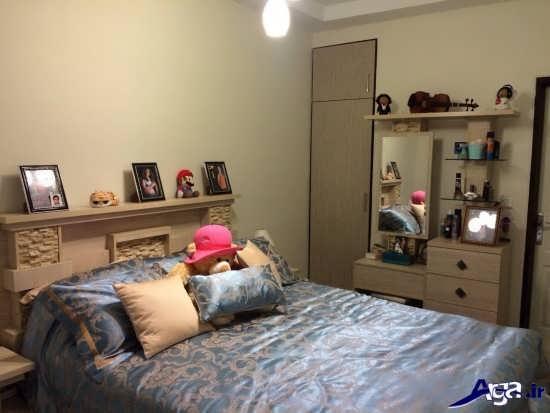 تزیین اتاق خواب نوعروس
