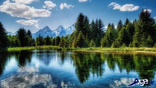 زیباترین منظره های جهان