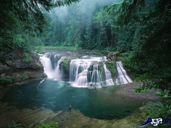 مناظر زیبای طبیعی