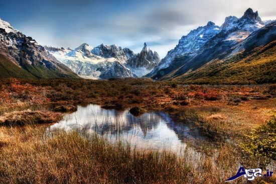 مناظر طبیعی و زیبا