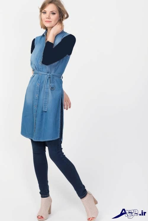 مدل تونیک لی دخترانه