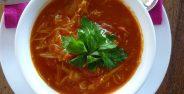 طرز تهیه سوپ ورمیشل مجلسی با بهترین روش