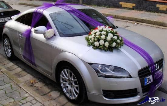 عکس های ماشین عروس زیبا و جدید
