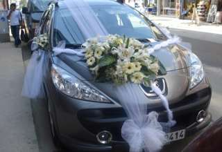 عکس های ماشین عروس