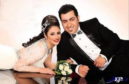 عکس های دونفره عروس و داماد