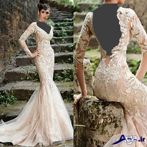 لباس عروس شیک و مد سال