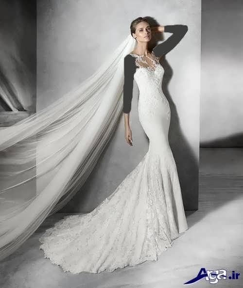 شیک ترین لباس عروس اروپایی