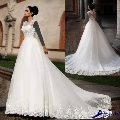 شیک ترین لباس عروس دنیا