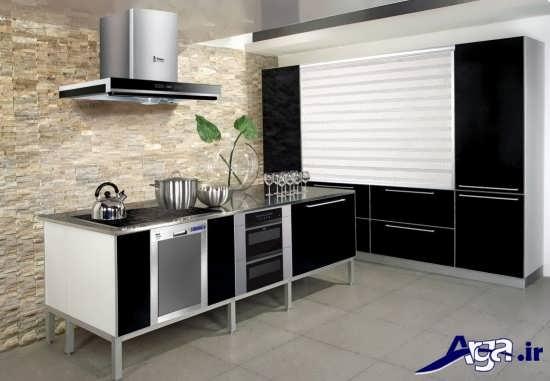 مدل پرده جدید برای آشپزخانه