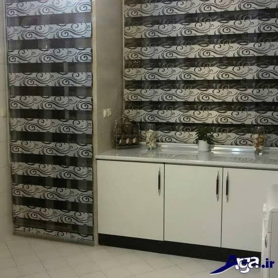 Zebra curtains model (9)
