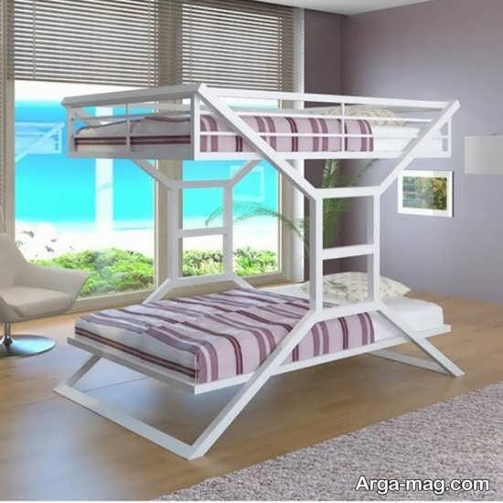 مدلهای تختخواب دو طبقه