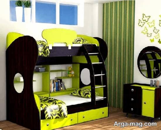 انواع تختخواب دو طبقه